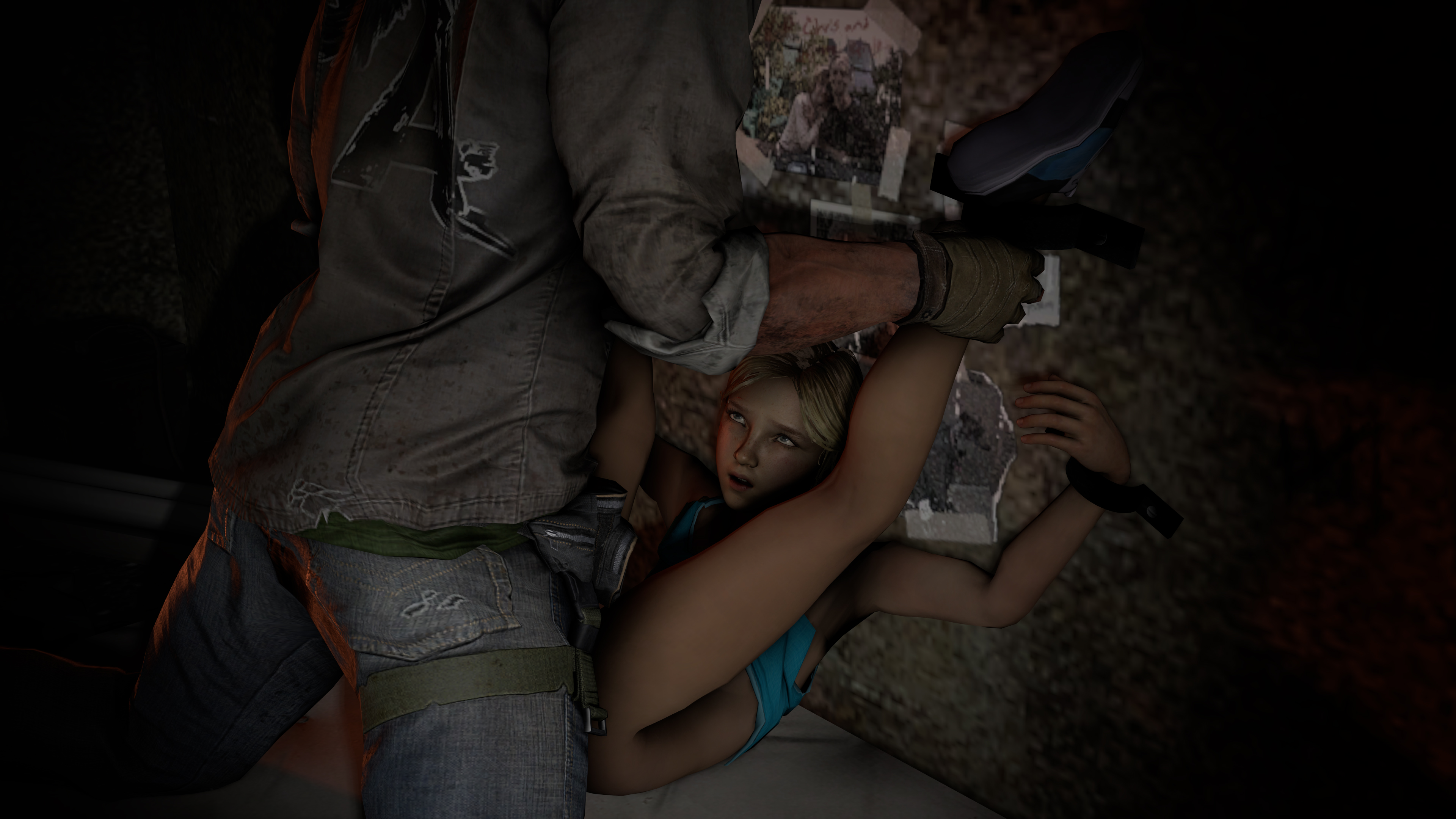 the last of us hentai game